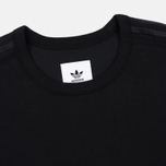 Мужская толстовка adidas Originals x Wings + Horns Bonded Crew Neck Black фото- 1