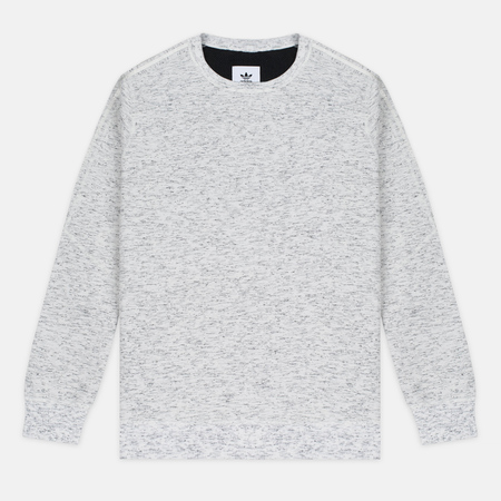 adidas Originals x Wings + Horns Bonded Crew Neck Men's Sweatshirt Off White
