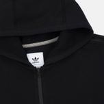 Мужская толстовка adidas Originals x Wings + Horns Bonded Hoodie Black фото- 1