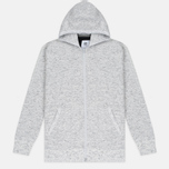 Мужская толстовка adidas Originals x Wings + Horns Bonded Hoodie Off White фото- 0