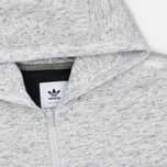 Мужская толстовка adidas Originals x Wings + Horns Bonded Hoodie Off White фото- 1
