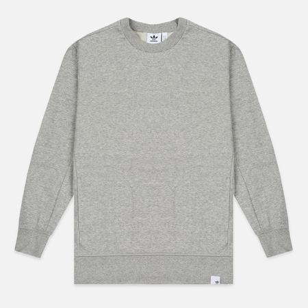 Мужская толстовка adidas Originals x XBYO Crew Medium Grey Heather
