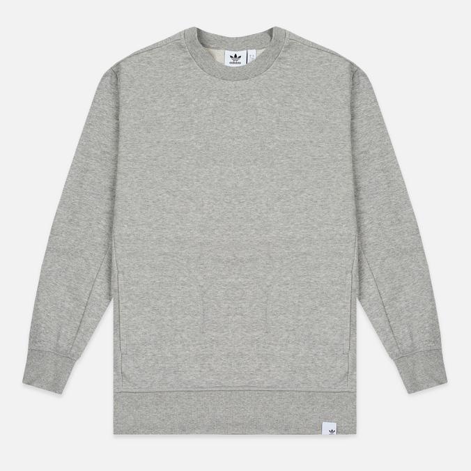 Мужская толстовка adidas Originals x XBYO Crew Medium Grey Heather