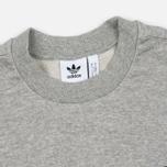 Мужская толстовка adidas Originals x XBYO Crew Medium Grey Heather фото- 1