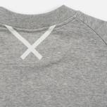 Мужская толстовка adidas Originals x XBYO Crew Medium Grey Heather фото- 3