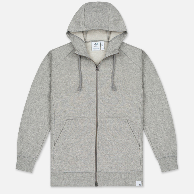 Мужская толстовка adidas Originals x XBYO Sweat Hoodie Medium Grey Heather