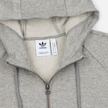 Мужская толстовка adidas Originals x XBYO Sweat Hoodie Medium Grey Heather фото- 1