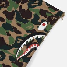 Мужская толстовка adidas x Bape Superbowl Shark Hoodie Multicolor фото- 5