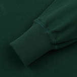 Мужская толстовка Aime Leon Dore Color Blocked Logo Crew Green/White/Navy/Burgundy фото- 3