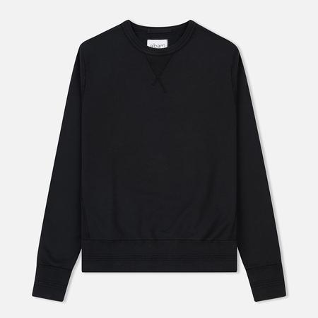 Мужская толстовка Albam Sweatshirt Jet Black
