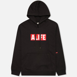 Мужская толстовка Alife Box Life Black фото- 0
