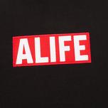 Мужская толстовка Alife Box Life Black фото- 2