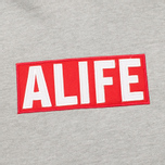 Мужская толстовка Alife Box Life Grey Heather фото- 2