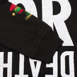 Мужская толстовка Alife Wise Sayings Crewneck Black фото- 4