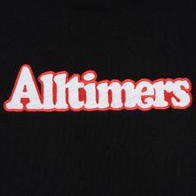 Мужская толстовка Alltimers Broadway Hoody Black фото- 2