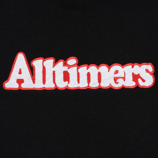 Мужская толстовка Alltimers Broadway Hoody Black