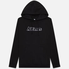Мужская толстовка Alltimers Broadway Hoody Black/White фото- 0