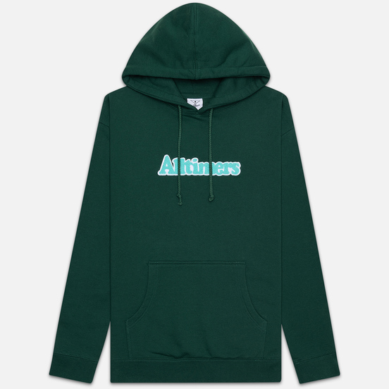 Мужская толстовка Alltimers Broadway Hoody Dark Green