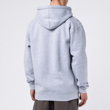 Мужская толстовка Alltimers Broadway Hoody Heather Grey фото- 4