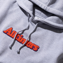 Мужская толстовка Alltimers Broadway Hoody Heather Grey фото- 1