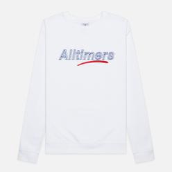 Мужская толстовка Alltimers Dashed Crew White
