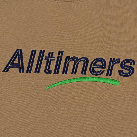 Мужская толстовка Alltimers Estate Crew Sand