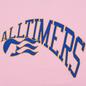Мужская толстовка Alltimers Lady Ocean Crew Pink фото - 3