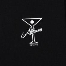 Мужская толстовка Alltimers Reverse Crew Black фото- 2