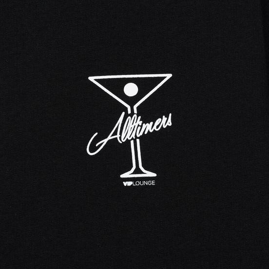 Мужская толстовка Alltimers Reverse Crew Black