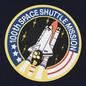 Мужская толстовка Alpha Industries Nasa Space Shuttle Hoody Replica Blue фото - 7