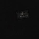 Мужская толстовка Alpha Industries X-Fit Black фото- 2