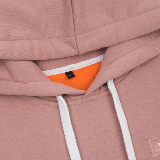 Мужская толстовка Alpha Industries X-Fit Hoody Pink