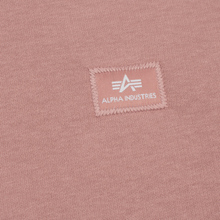 Мужская толстовка Alpha Industries X-Fit Hoody Pink фото- 2