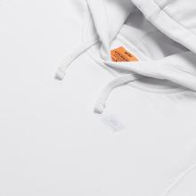 Мужская толстовка Alpha Industries X-Fit Hoody White фото- 1