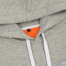 Мужская толстовка Alpha Industries X-Fit Hoody Grey Heather фото- 1