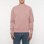 Мужская толстовка Alpha Industries X-Fit Pink фото- 5
