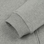 Мужская толстовка Aquascutum Luther Hoody Grey Marl фото- 4