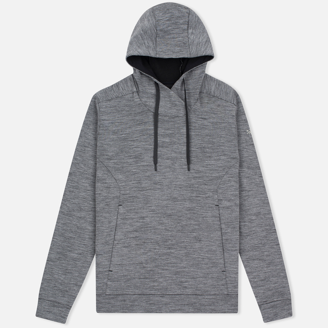 Мужская толстовка Arcteryx Elgin Hoody Heathered Mica