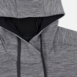 Мужская толстовка Arcteryx Elgin Hoody Heathered Mica фото- 1