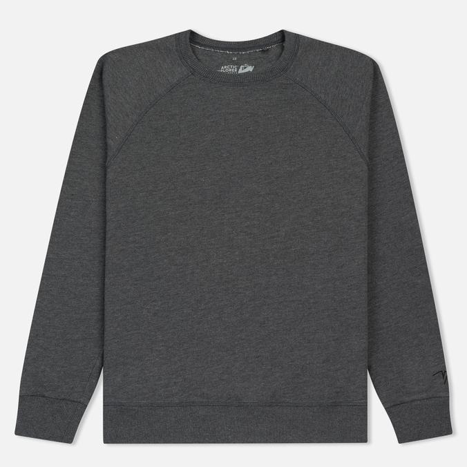 Мужская толстовка Arctic Explorer Logo Print Grey
