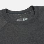 Мужская толстовка Arctic Explorer Logo Print Grey фото- 1