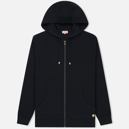 Мужская толстовка Armor-Lux Wool Zip Hooded Heritage Rich Navy