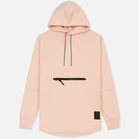Мужская толстовка ASICS Premium Fleece Hoodie Evening Sand