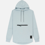 Мужская толстовка ASICS Premium Fleece Hoodie Skyway фото- 0