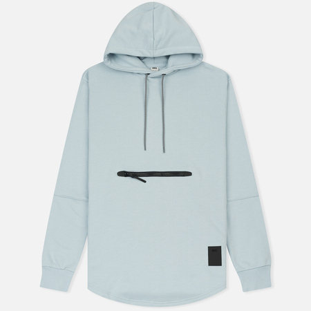 Мужская толстовка ASICS Premium Fleece Hoodie Skyway