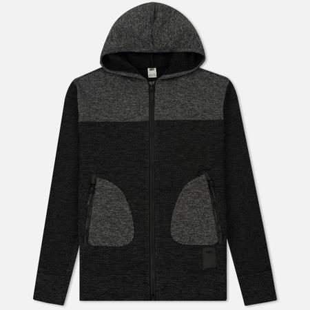 Мужская толстовка ASICS Premium Knit Hoodie Black