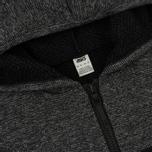 Мужская толстовка ASICS Premium Knit Hoodie Black фото- 1