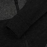 Мужская толстовка ASICS Premium Knit Hoodie Black фото- 2