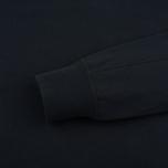 Мужская толстовка ASICS Crewneck Black/Black фото- 3