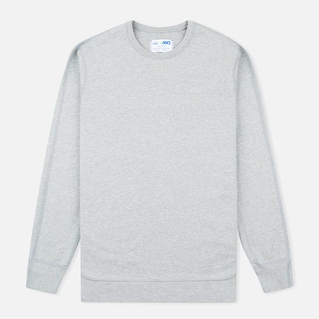ASICS x Reigning Champ Crewneck Men`s Sweatshirt Grey/Grey